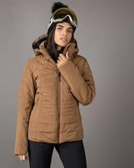8848 Altitude Birkin женская горнолыжная куртка bronze