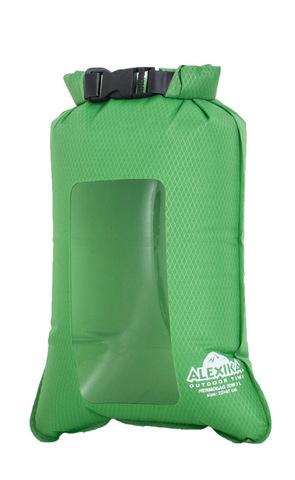 Alexika Hermobag 2DW 2L гермобаул зеленый