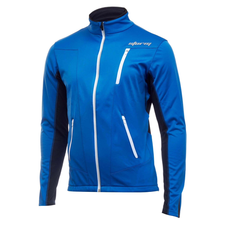 Утеплённый лыжный костюм Storm Speed (Шторм) blue мужской - 4