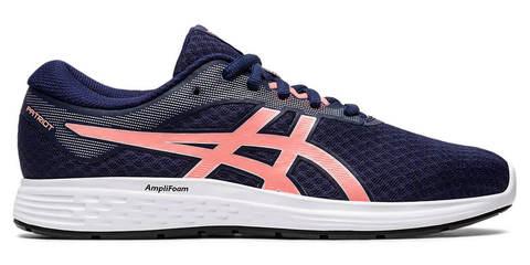 Asics Patriot 11 кроссовки для бега женские синие
