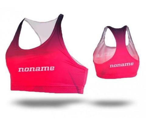 Noname Saara Top 15 Wos PINK топ для бега женский розовый