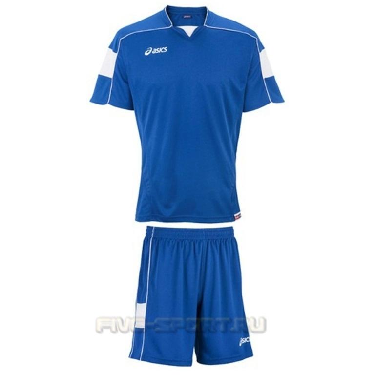 Asics Set Goal Форма футбольная blue