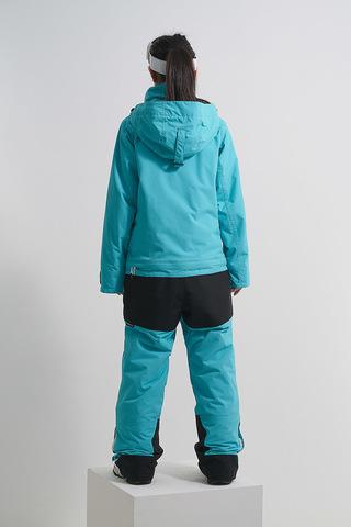Cool Zone CRUSH комбинезон женский горнолыжный бирюзовый
