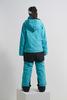 Cool Zone CRUSH комбинезон женский горнолыжный бирюзовый - 4