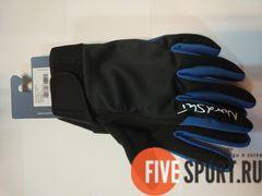 Nordski Racing WS лыжные перчатки Black-Blue