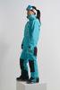 Cool Zone CRUSH комбинезон женский горнолыжный бирюзовый - 3
