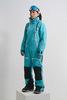 Cool Zone CRUSH комбинезон женский горнолыжный бирюзовый - 2