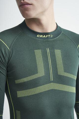 Craft Active Intensity мужское термобелье терморубашка green