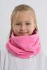 Шарф-труба из флиса Cool Zone светло-розовый - 4