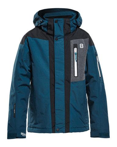 8848 Altitude Aragon детская горнолыжная куртка deep dive