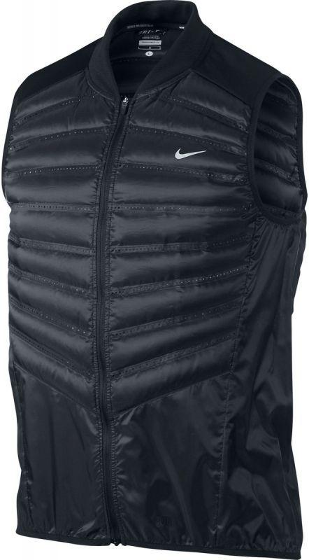Жилет пуховый Nike Aeroloft 800 Gilet Vest чёрный