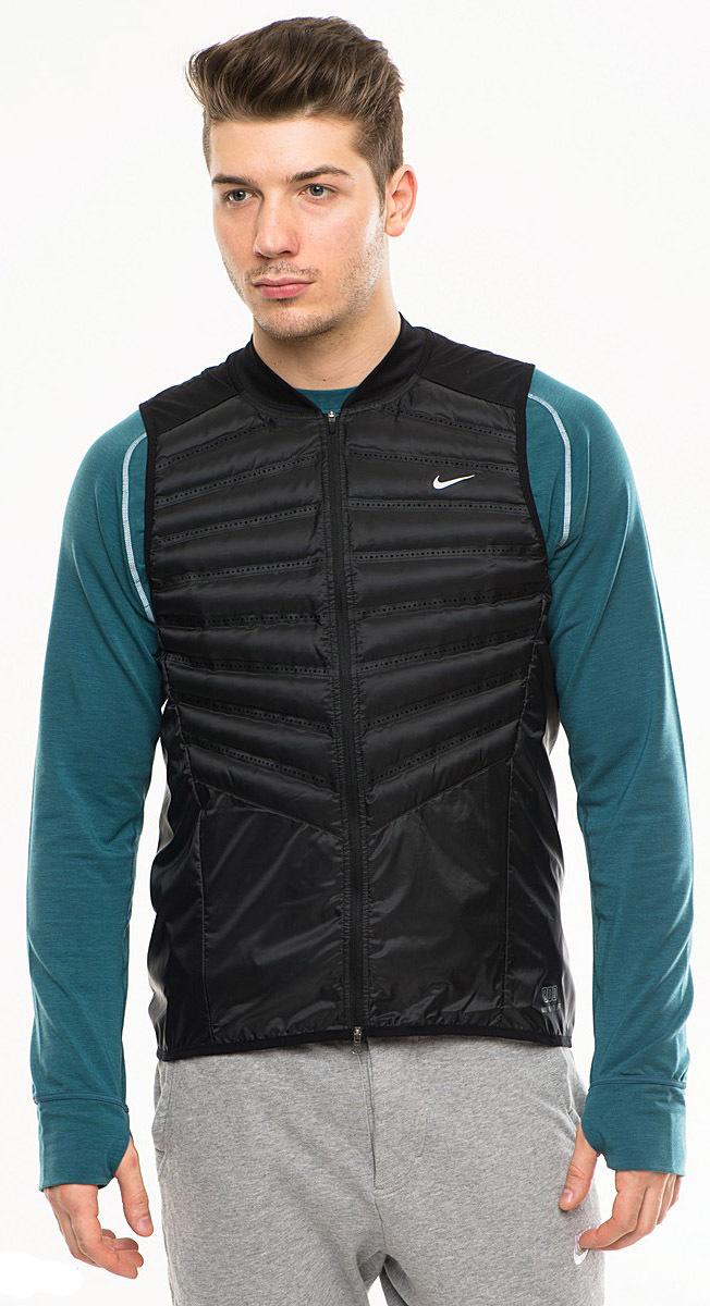 Жилет пуховый Nike Aeroloft 800 Gilet Vest чёрный - 3
