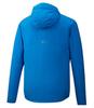 Mizuno Endura 20k Jacket куртка для бега мужская голубая - 2