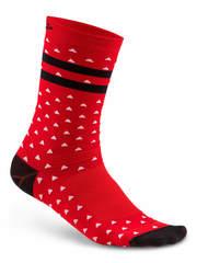 Craft Pattern спортивные носки red