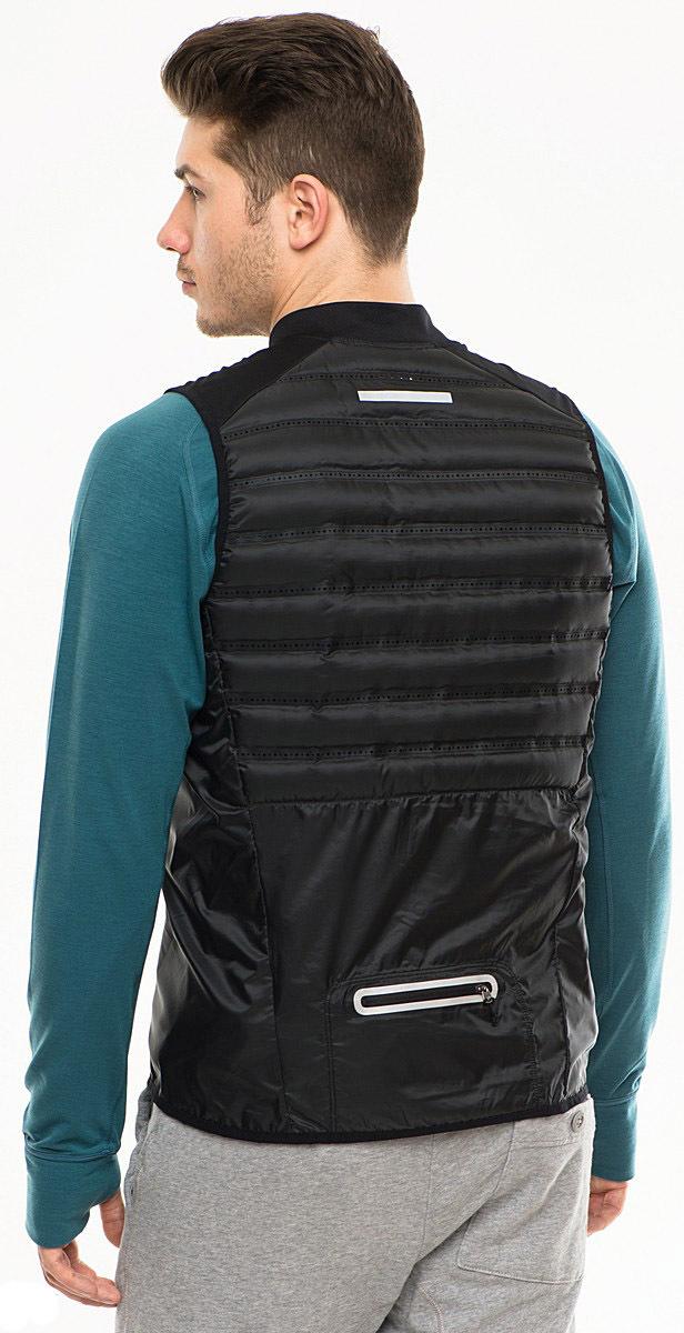 Жилет пуховый Nike Aeroloft 800 Gilet Vest чёрный - 4