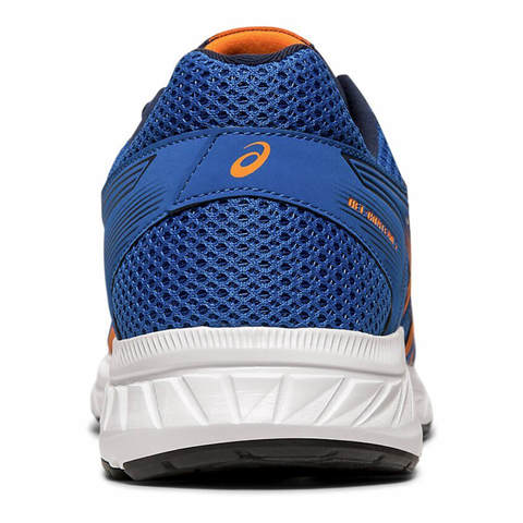 Asics Gel Contend 5 кроссовки для бега мужские синие-оранжевые