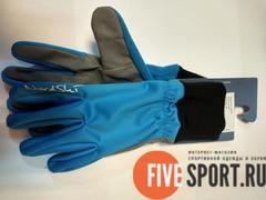 Nordski Active National лыжные перчатки синие