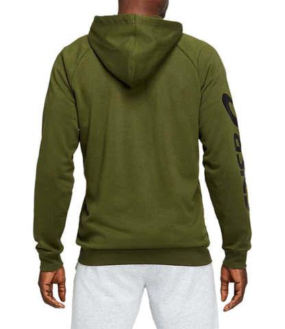 Asics Full Zip Big Logo спортивный костюм с капюшоном мужской