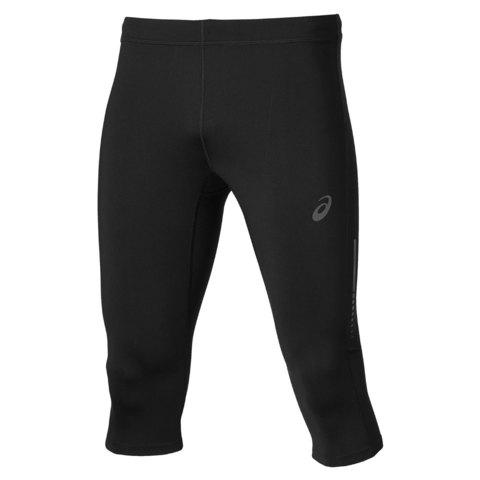 Тайтсы мужские Asics Knee 3/4 Tight черные