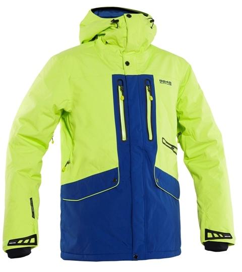 Горнолыжная Куртка 8848 Altitude LEDGE  мужская LIME
