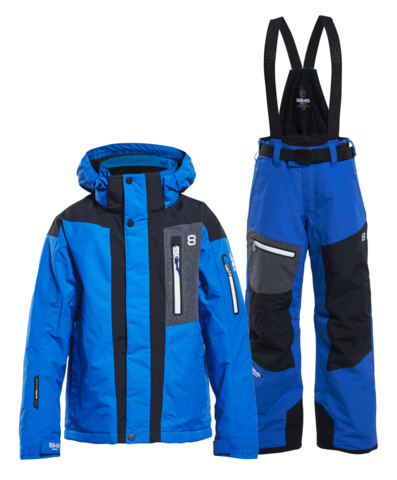 8848 Altitude Aragon Defender детский горнолыжный костюм blue