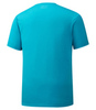 Mizuno Heritage Tee футболка для бега мужская голубая - 2