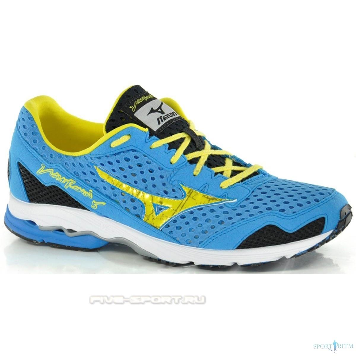 Mizuno Wave Ronin 5 кроссовки для бега мужские