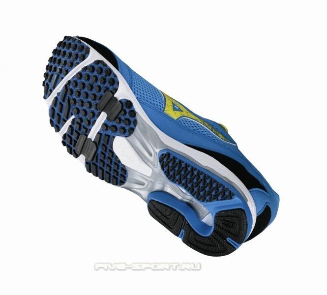 Mizuno Wave Ronin 5 кроссовки для бега мужские - 2
