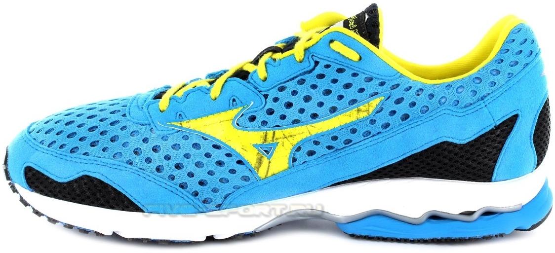 Mizuno Wave Ronin 5 кроссовки для бега мужские - 4