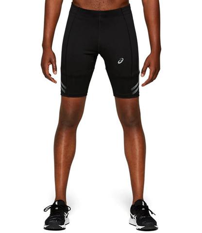 Asics Icon Sprinter беговые тайтсы мужские черные-серые