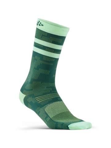 Craft Pattern спортивные носки green