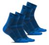 Комплект спортивных носков Craft Cool 2 пары синие - 1