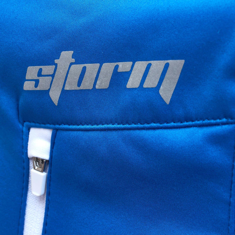 Утеплённый лыжный костюм Storm Speed (Шторм) blue мужской - 5