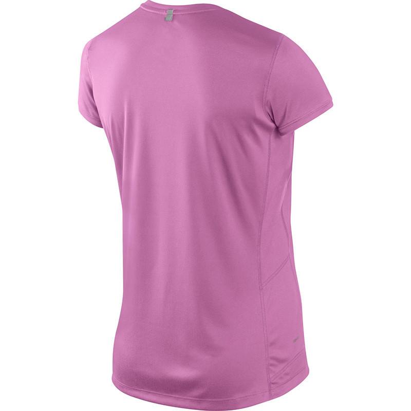 Футболка Nike Miler SS Crew Top (W) /Рубашка беговая - 2