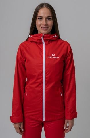 Nordski Россия женская ветрозащитная куртка