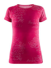 Craft Core Fuseknit футболка женская pink