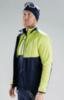 Nordski Premium лыжная куртка мужская green-blueberry - 2