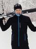 Nordski Active лыжная куртка мужская черная - 3