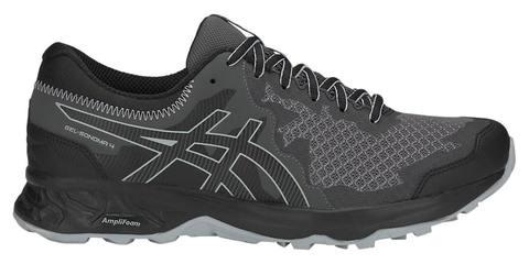 Asics Gel Sonoma 4 кроссовки для бега мужские черные-серые