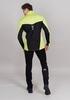 Nordski Base мужской беговой костюм lime-black - 2