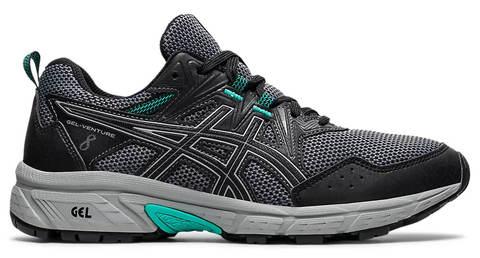 Asics Gel Venture 8 кроссовки для бега женские черные
