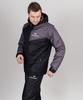 Nordski Premium Sport теплая лыжная куртка мужская grey - 4