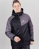 Nordski Premium Sport теплая лыжная куртка мужская grey - 1