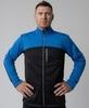Nordski Active лыжная куртка мужская blue-black - 4