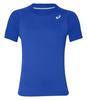 Asics Gel Cool Ss Top футболка для бега мужская синяя - 1