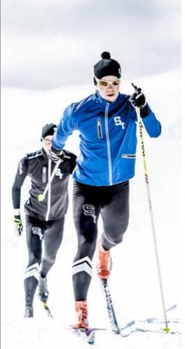 Лыжная Куртка Stoneham Exercise унисекс - 2