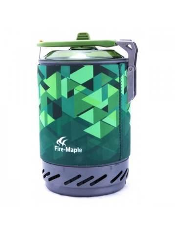 Fire-Maple Star X2 система приготовления пищи зеленая
