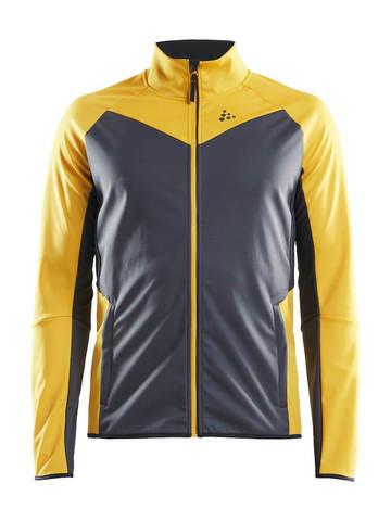 Craft Glide XC лыжная куртка мужская grey-orange