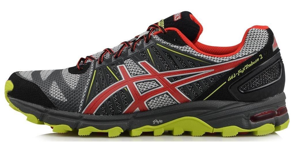 Мужские кроссовки внедорожники Asics Gel-Fujitrabuco 2 (T3H4N 1126) фото