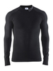Craft Warm Intensity термобелье мужское рубашка black - 1